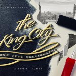 The King City Font