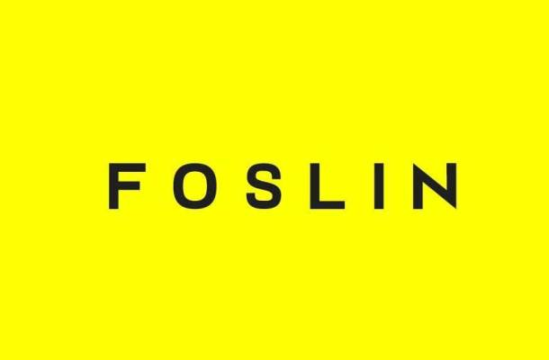 Foslin Minimal Sans Serif Font
