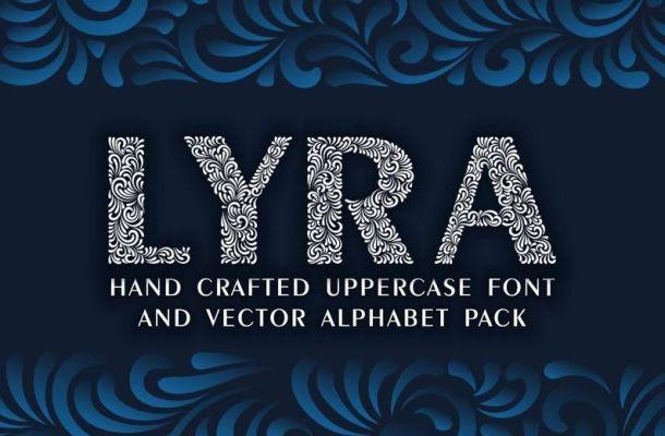 Lyra Display Font