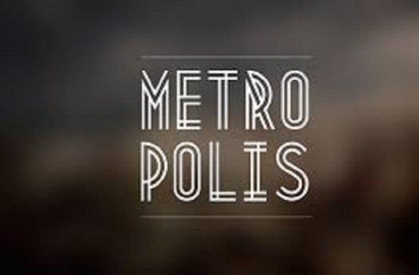 Metropolis 1920 Font