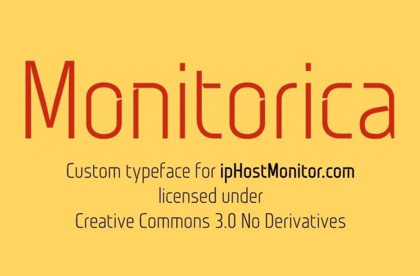 Monitorica Font