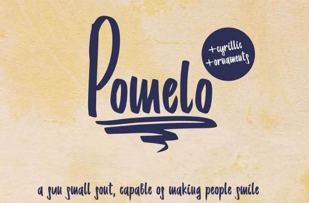Pomelo Font