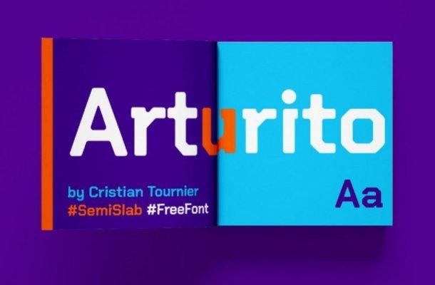 Arturito Free Font