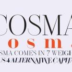 Cosma Font Family