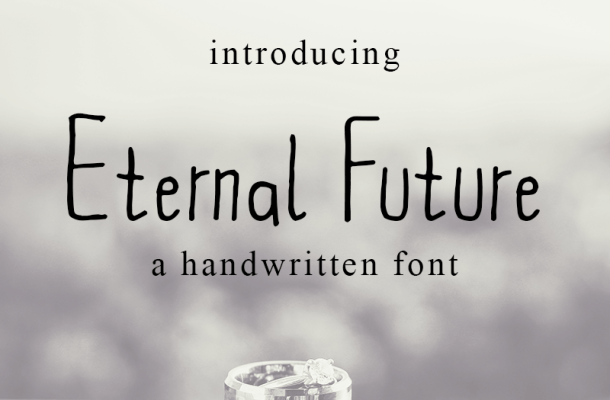Eternal Future Font