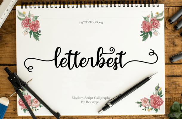 Letterbest Font