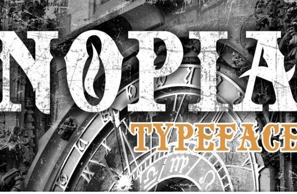 Nopia Font