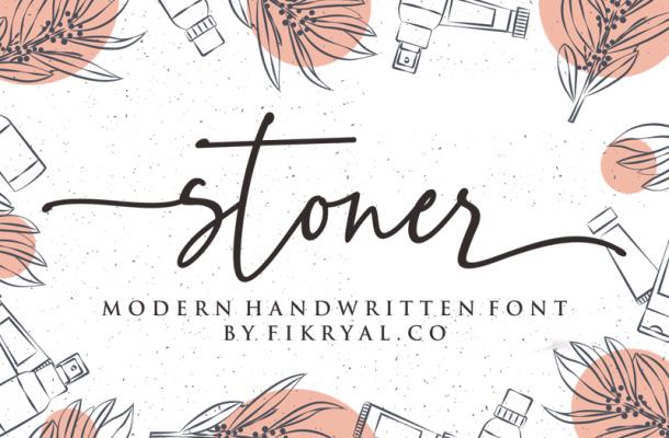 Stoner Font