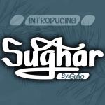 SugharFont
