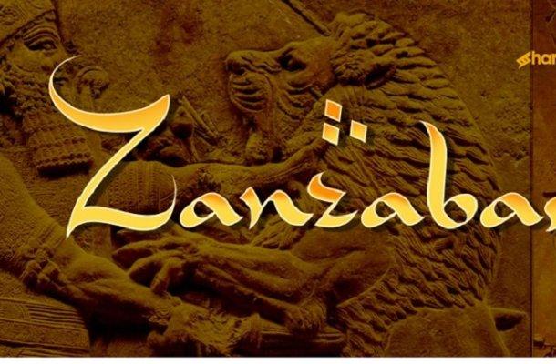 Zanzabar Font