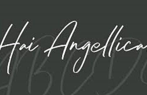 Hai Angellica! Font