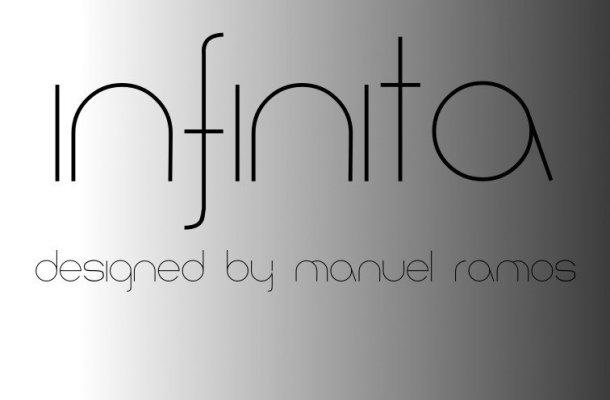 Infinita Sans Font