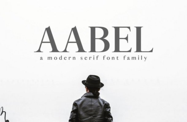 Aable Serif Font