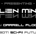 Alien Mine Display Font