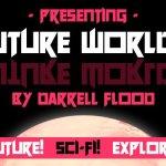 Future Worlds Display Font
