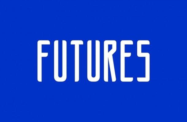 Futures Display Font