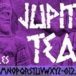 Jupiter Team Font
