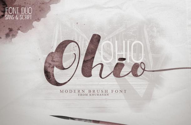 Ohio Font