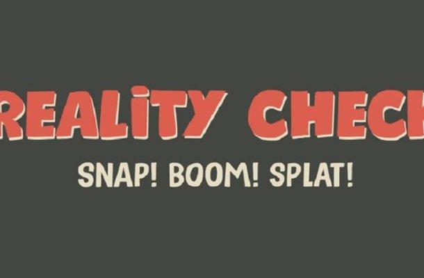 Reality Check Font