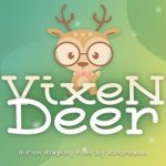 Vixen Deer Display Font