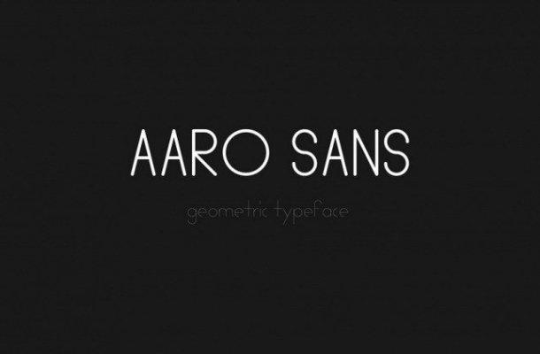 Aaro Font