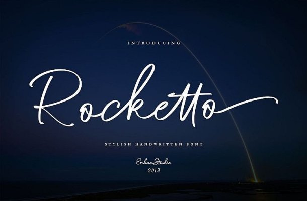 Rocketto Font