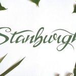 Stanburghe Script Font