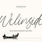Welinside Script Font Free