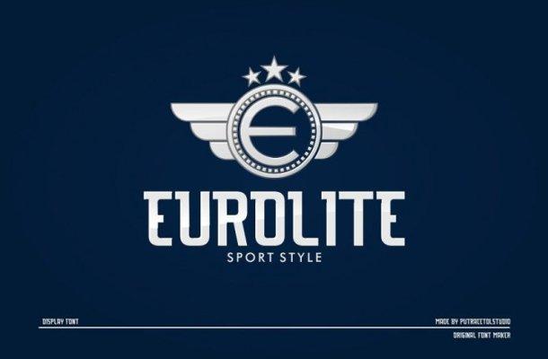 Eurolite – Sport Font