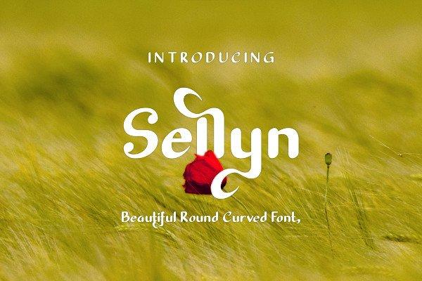 Sellyn Font Free