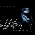 Belliatthing Signature Font