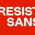 Resist Family Font