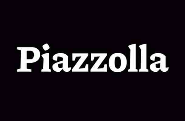 Piazzolla Serif Font Family