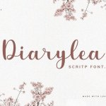 Diarylea Script Font Free