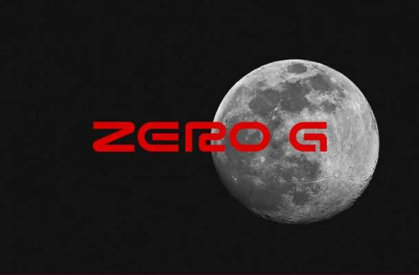 Zero G Display Font Free