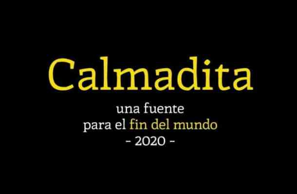 Calmadita Serif Font Free