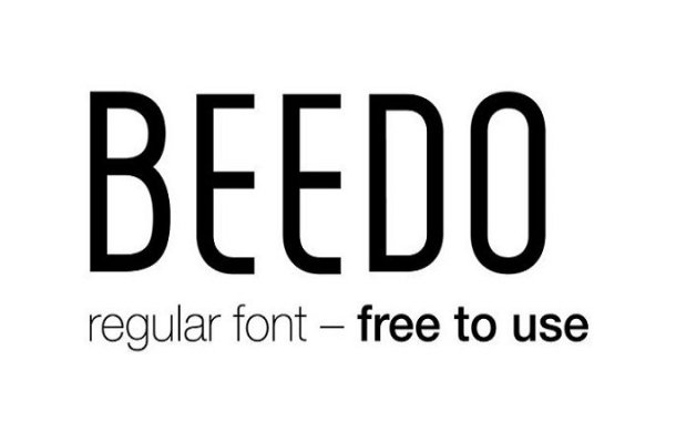 Beedo Free Display Sans Font