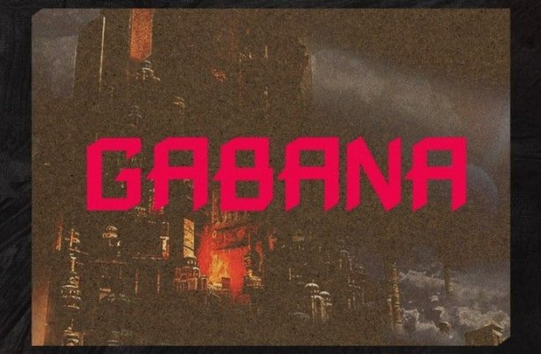 Gabana Display Font Family