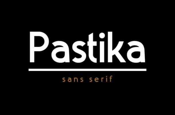 Pastika – Classic Sans Font