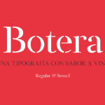 Botera Serif Typeface Free