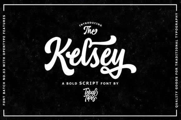 Kelsey Script Font Free