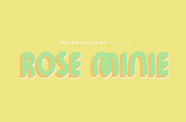 Rose Minie Display Font