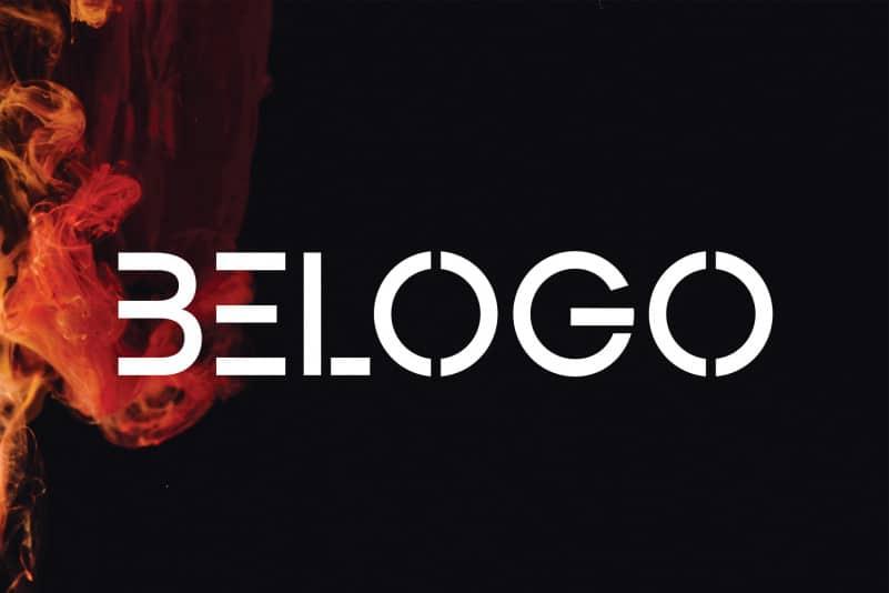 BELOGO Display Font