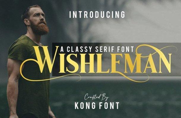 Wishleman Serif Font