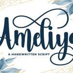 Ameliya Font