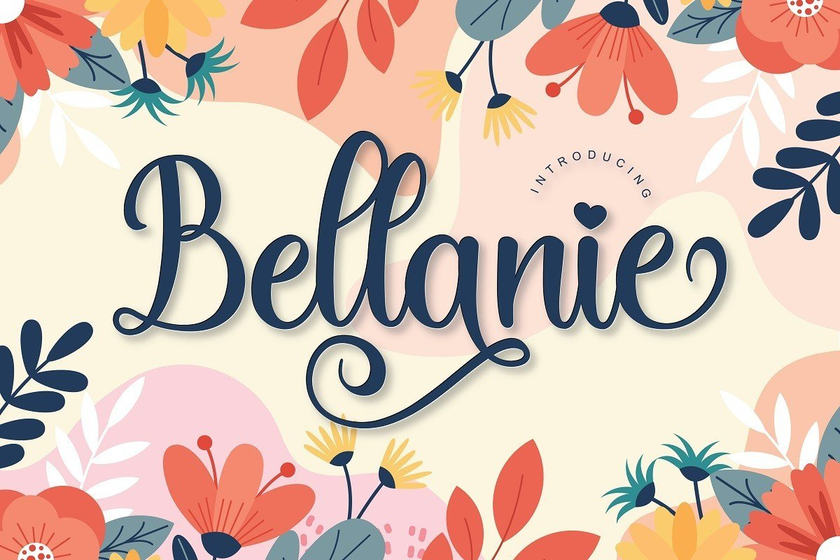 Bellanie-Font
