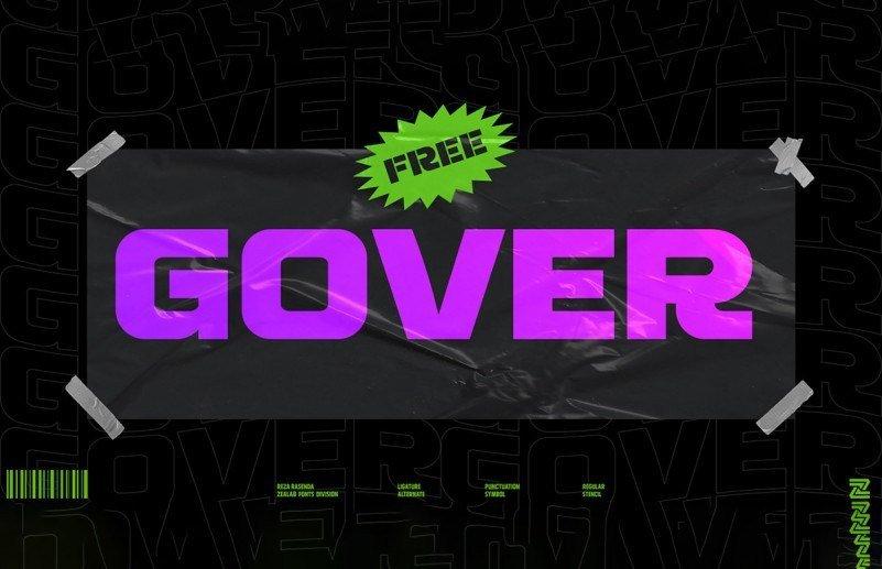 Gover-Font
