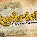 Restrick Font