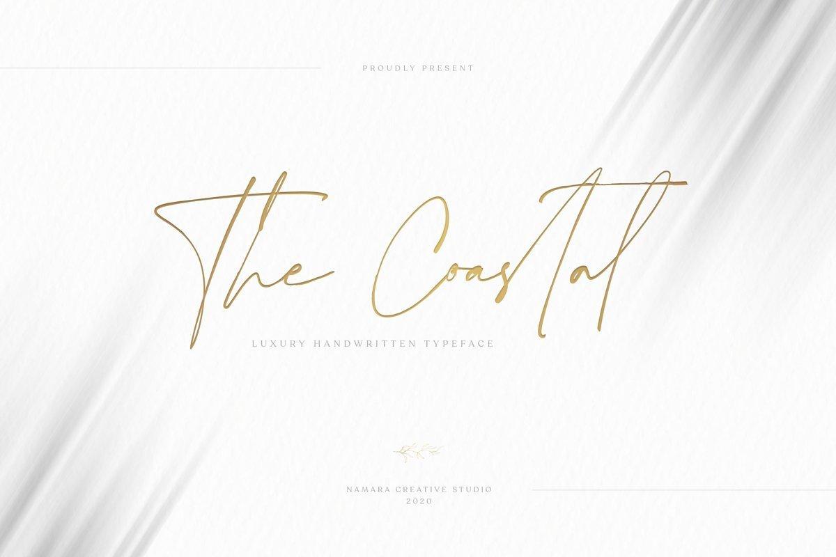 The-Coastal-Font