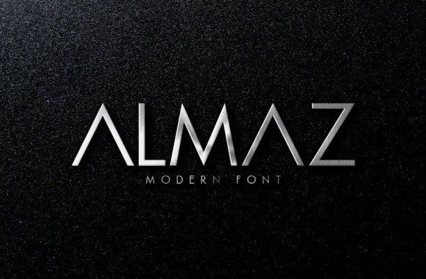 Almaz Font